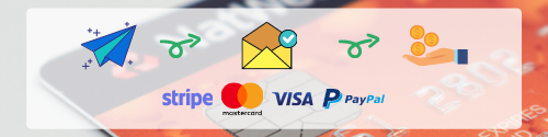Booking payment requests by Email