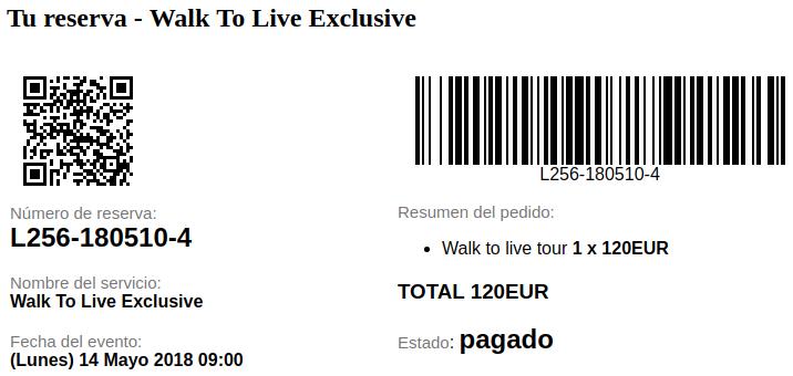 TuriTop Ticket
