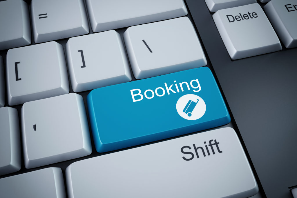 booking software system