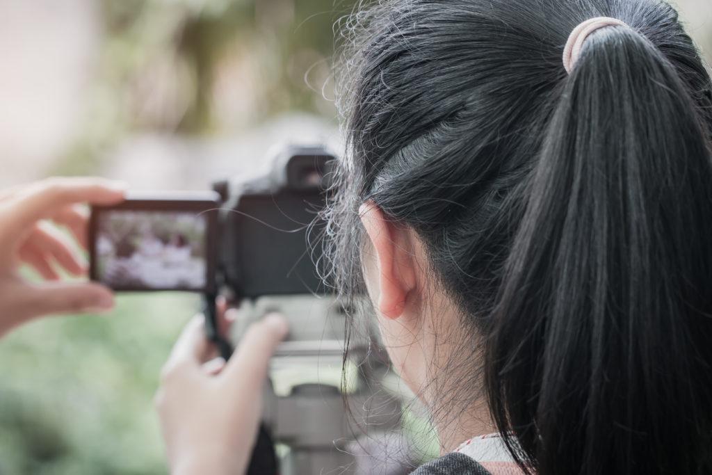 Video Camera tour virtual streaming
